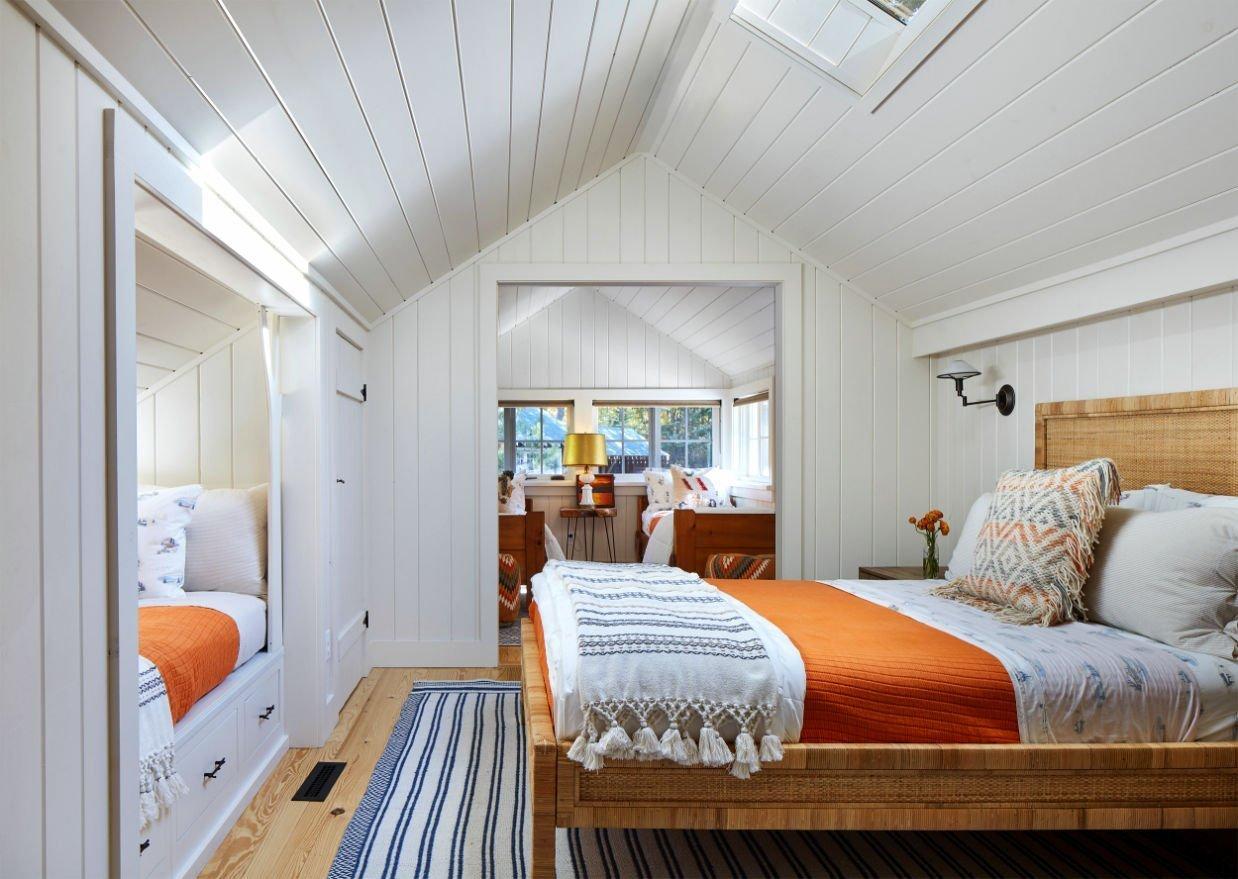 Cable Wisconsin Retreat bedroom