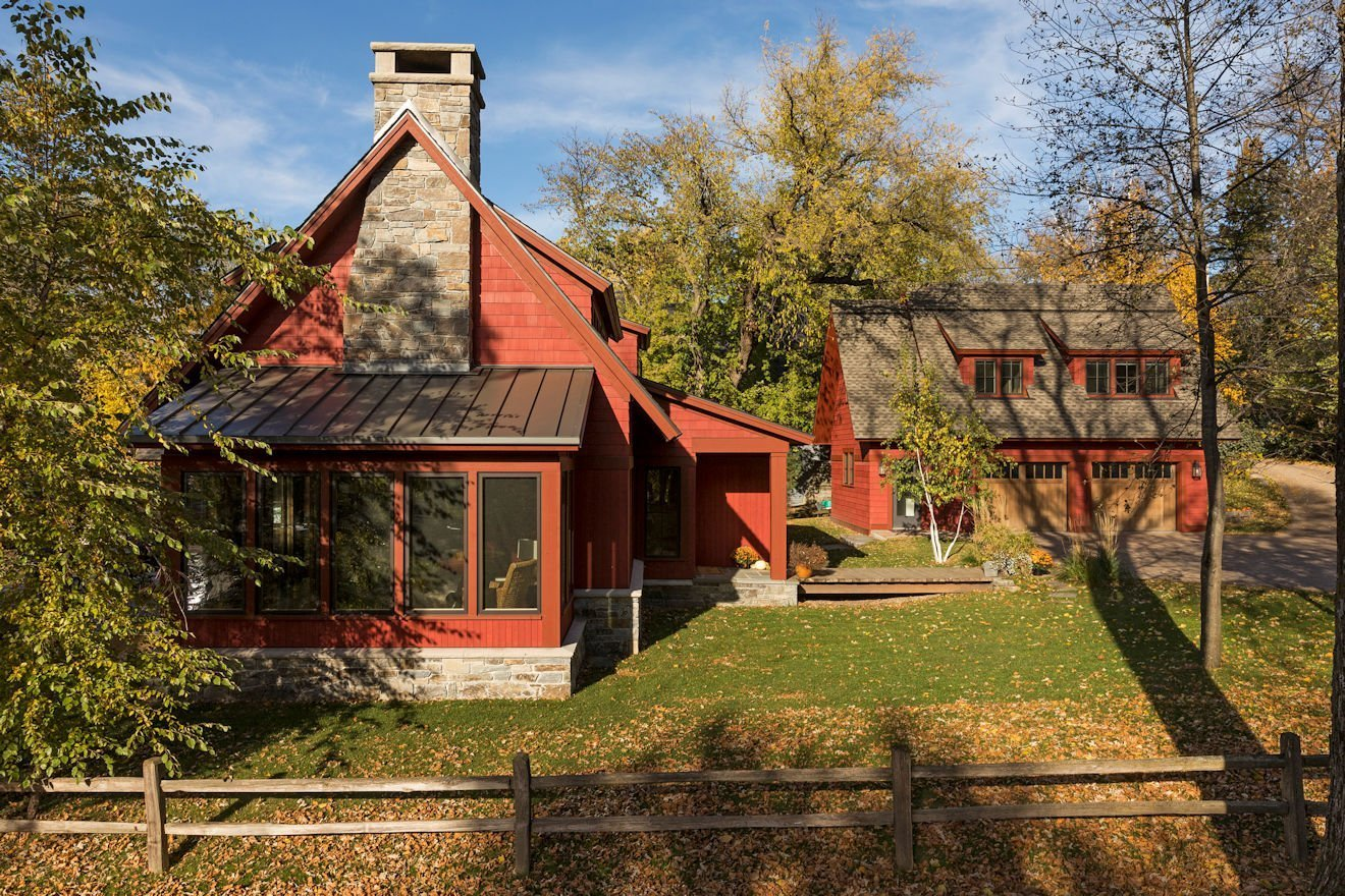 Green Lake Cottage carriage house