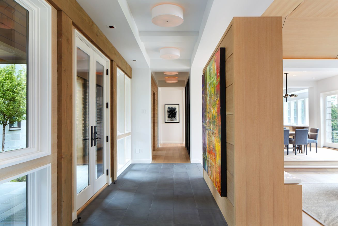 Minnetonka Modern hallway
