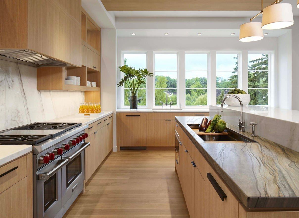 Minnetonka Modern kitchen
