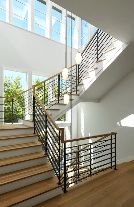 Minnetonka Modern stairway