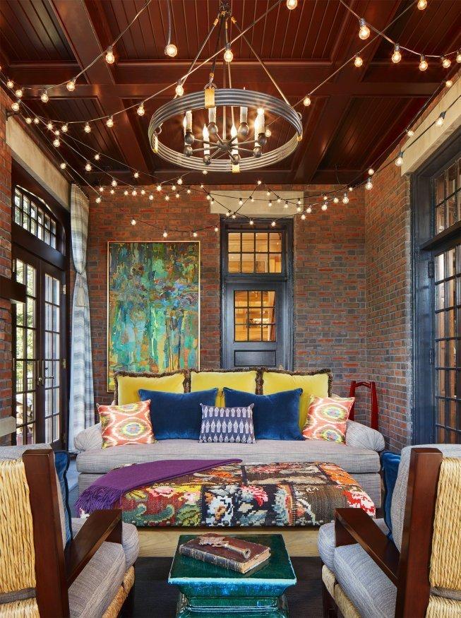 Weyerhaeuser Remodel living room