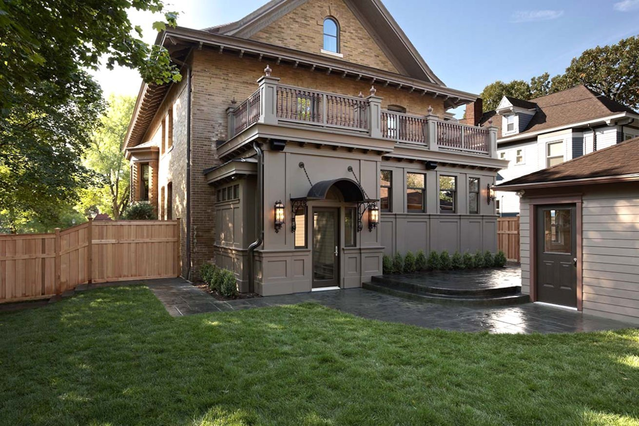 Crocus Hill Addition by Charlie & Co. Design