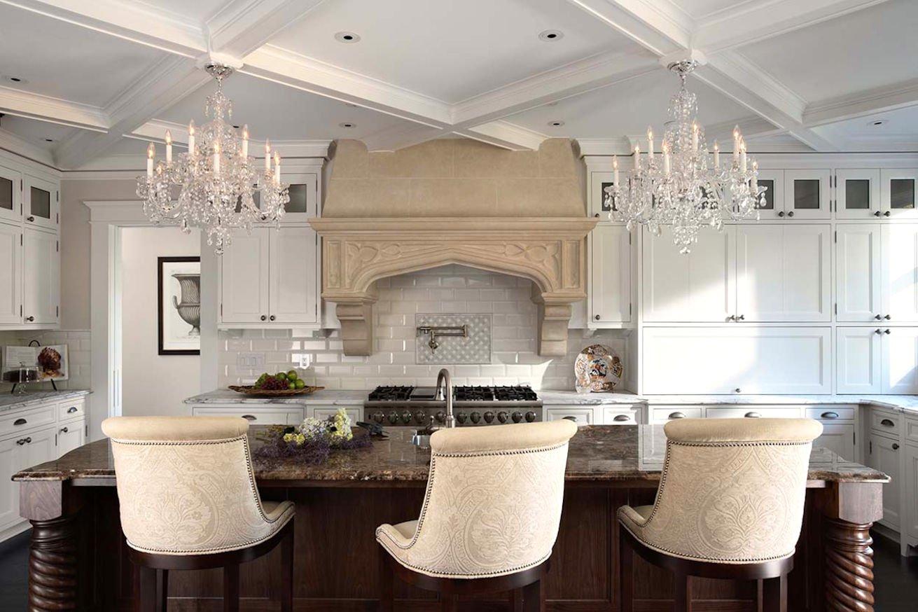 Crocus Hill Addition kitchen