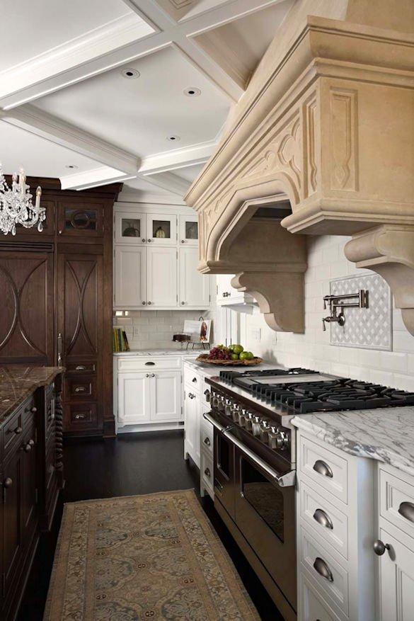 Crocus Hill Addition kitchen range hood