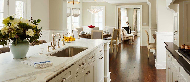 Highland Park Kitchen Remodel by Charlie & Co. Design