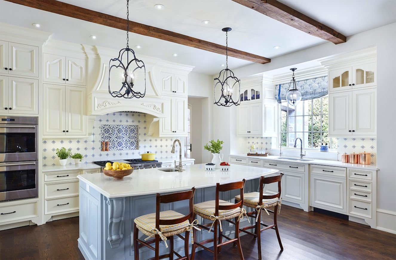St. Paul French Country kitchen