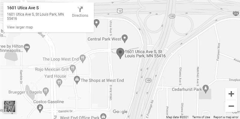 Charlie & Co Design headquarters at 1601 Utica Avenue