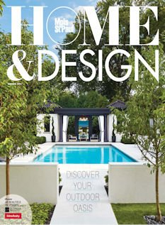 MSP Home & Design pool cabana feature